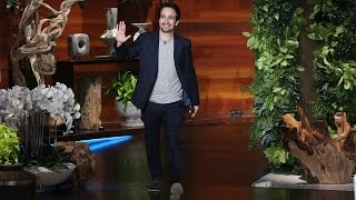 Download Lin-Manuel Miranda on EGOTs and '5 Second Rule' Video