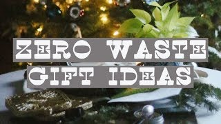 Download Zero Waste Gift Guide & Simple Gift Ideas | Alli Cherry Video