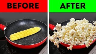 Download 30 KITCHEN HACKS THAT WILL CHANGE YOUR LIFE Video