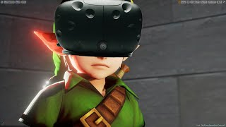 Download Unreal Engine 4 [4.13] Zelda Ocarina of Time VR Test + Download link Video