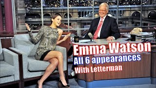 Download Emma Watson - Talks Harry Potter, Drinking & Going To College - 6/6 Appearances In Chron. Order [HD] Video
