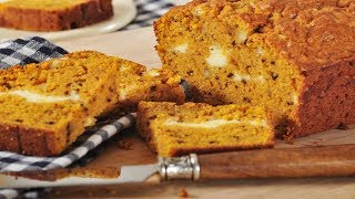Download Pumpkin Bread Recipe Demonstration - Joyofbaking Video