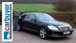 Download Mercedes S-Class saloon (2006 - 2013) review - CarBuyer Video