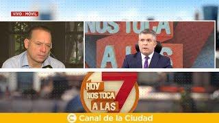 Download Caso Nisman: hablamos con Sergio Berni en Hoy Nos Toca a las Siete Video