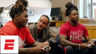 Download Shaquem and Shaquill Griffin play Madden with Sam Alipour | ESPN Video
