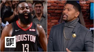 Download Rockets aren't championship contenders anymore - Jalen Rose l Get Up! Video