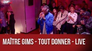 Download Maître Gims - Tout donner - Live - C'Cauet sur NRJ Video