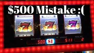 Download $500 Mistake on Double Jackpot Video