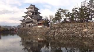 Download 41 Florian auf Tour - Matsumoto - Ankunft, Schloss, Hotel (Tag 1) Video