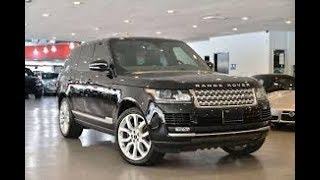 Download 2013 Range Rover Supercharged Review - Buying a Range Rover? Here's the complete story! Video