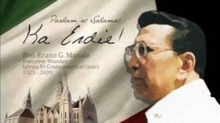 Download Ka Erano ″Erdie″ Manalo - Iglesia Ni Cristo Executive Minister - A Tribute Video