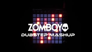 Download Zomboy Dubstep Mashup Launchpad Cover Video
