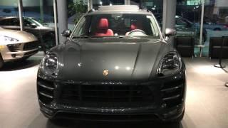 Download 2017 Porsche Macan Turbo Video