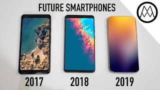 Download 5 Amazing Upcoming Smartphone Features - 2018 / 2019 Video