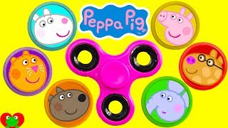 Download Peppa Pig Fidget Spinner Game Video