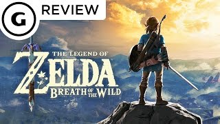 Download The Legend of Zelda: Breath Of The Wild Review Video