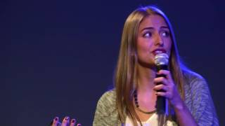 Download The dark secret behind sexist advertisements. | Natalia Ortiz Hazarian | TEDxYSMU Video