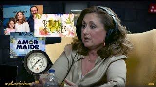 Download Maluco Beleza - ″Três horinhas de novela à noite ninguém me tira ″ - Maria Elisa (pt2) Video