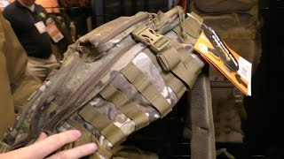 Download Hazard 4 Plan-B Sling, and other Gear: SHOT Show 2015 Video