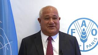 Download Remarks by Lopao'o Natanielu Mua, Minister of Samoa Video