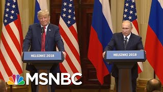 Download Will Anyone Resign Over President Donald Trump's Positive Comments About Russia? | Deadline | MSNBC Video
