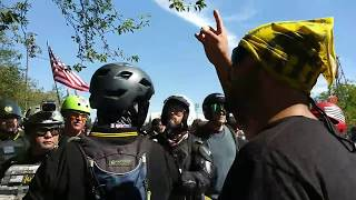 Download The Battle For Portland | Patriot Prayer Rally | Antifa Counter-Demonstration 8/4/2018 pt2 Video
