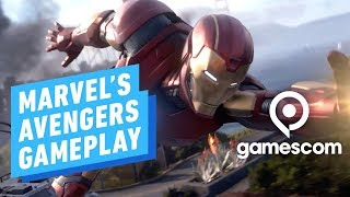 Download Marvel's Avengers - Official Prologue Gameplay Trailer (4K) Video