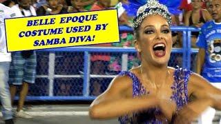 Download CABARET DANCER COSTUME USED BY BRAZILIAN CELEBRITY: CHARMING TICIANE PINHEIRO Video