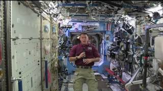 Download Space Station Commander Discusses Life in Space with Washington Students Video