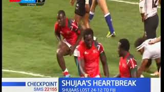 Download 7s team, Shujaa finishes second at the Hong Kong sevens Video
