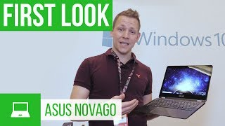 Download Asus NovaGo Notebook mit Snapdragon 835 und Windows 10 Video