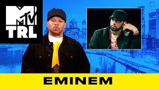 Download Sway Calloway on Eminem's Beef w/ Machine Gun Kelly & Joe Budden | TRL Video