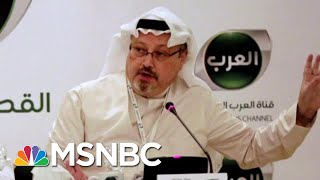 Download President Donald Trump's Tepid Response To Missing Journalist News | The Last Word | MSNBC Video