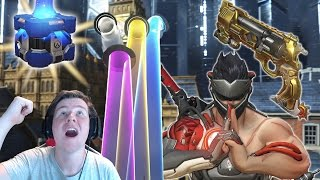 Download [Overwatch] Unboxing 101 Uprising Lootboxes + Giveaway! Video