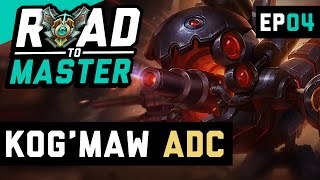 Download KOG'MAW ADC - Road to Master Ep 4 (League of Legends) Video