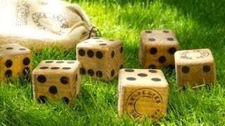 Download Yard Dice - Wooden Dice Game Video