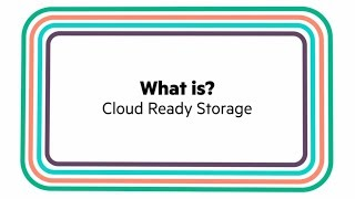 Download What is Cloud Ready Storage? Video