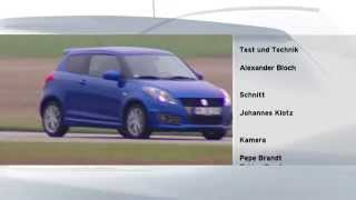 Download Suzuki Swift Sport Track Test Video