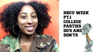 Download HBCU COLLEGE PARTIES DO's & DONT's | HBCU WEEK Video