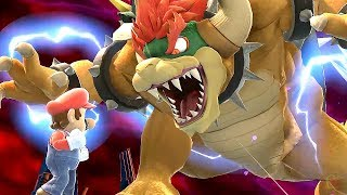 Download Super Smash Bros Ultimate Final Boss | Mario Vs. Giga Bowser Video