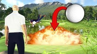 Download The Exploding Golf Ball Assassination! [Hitman] Video