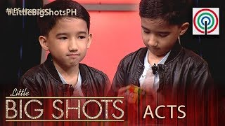 Download Little Big Shots Philippines: Leo   9-year-old Rubik's Cube Expert Video