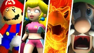 Download Evolution of Brutal Super Mario Moments (1996 - 2018) Video