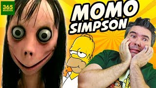 Download COMO DIBUJAR A MOMO ESTILO SIMPSONS - Dibujando a Momo el numero maldito 😱 Video