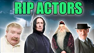 Download Harry Potter Actors Who Passed Away (Tribute) Video