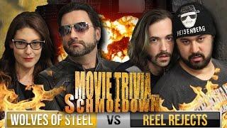 Download Team Movie Trivia Schmoedown - Wolves of Steel Vs Reel Rejects Video