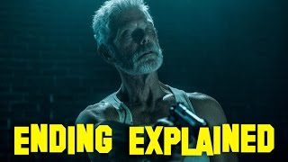 Download Don't Breathe Ending Explained | Deleted Scenes Video