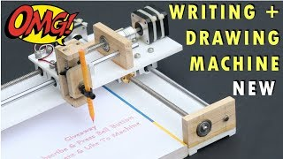 Download How to Make Homework Writing Machine at home Video