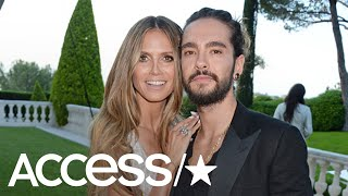 Download Heidi Klum & Tom Kaulitz Make Their Red Carpet Debut At Cannes amfAR Gala | Access Video