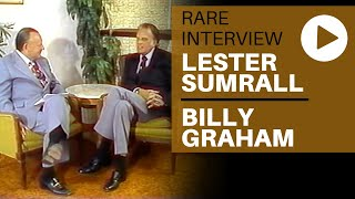 Download Billy Graham Interviewed by Lester Sumrall (RARE) Video
